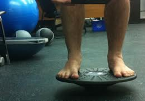 wobble-board-excercises-for-ankle-sprain-treatment-kolkata