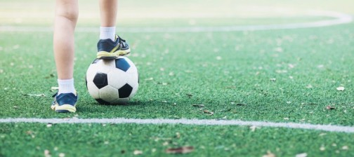 Athletic Foot Care for Kids